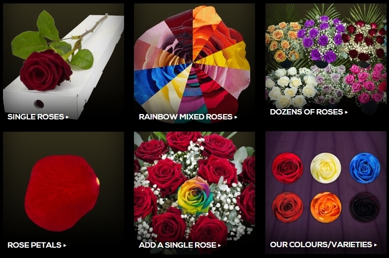 interROSE - best flower delivery in London