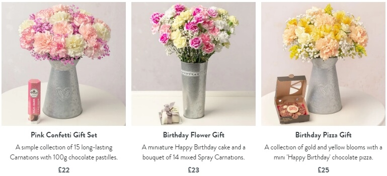 Bunches - Online flower shop in Liverpool