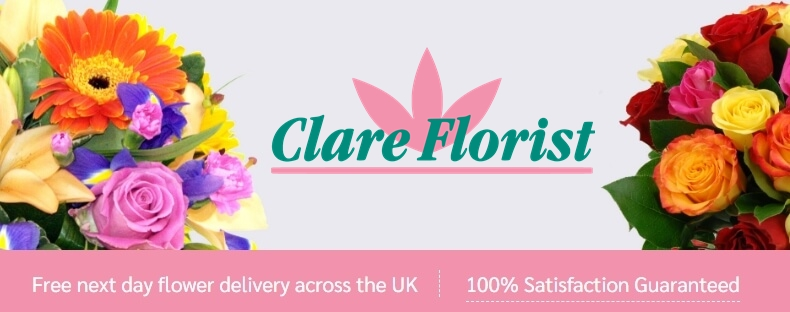 Clare Florist Benefits