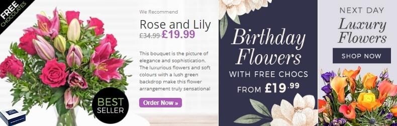 Prestige Flowers opportunities