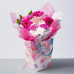 Simply Pink Gift Bag - Any Occasion
